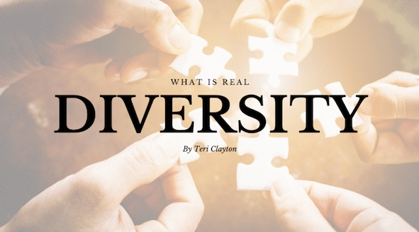 What is real diversity?